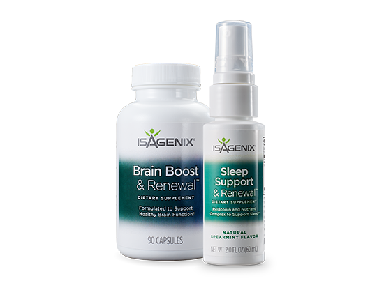 product image - Brain and Sleep Support